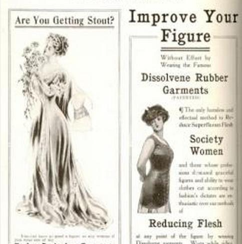 Something something society women something dissolving flesh wait what? via abcnews.com