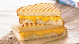 I did not know you could get a kid's grilled cheese sandwich as a desktop wallpaper. Thanks Internet! Via Panerabread.com